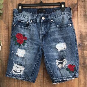 PACSUN Jeans Shorts Size 26